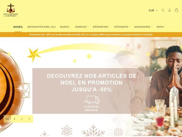 Croix chrétiennes