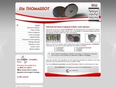 Thomassot Sarl - (69) - Fabricant-Affûtage Outils Industr.