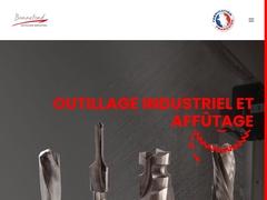 Bonnefond sas - (33) - Fabricant-Rectif-Affûtage Outils.