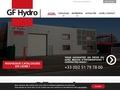 GF Hydro : raccords pour flexibles hydrauliques