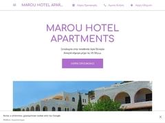 Marou Hotel - Agia Pelagia