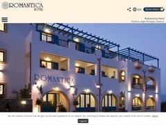 Romantica Hotel - Agia Pelagia