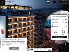 Polis Grand Hôtel - Centre Ville d'Athènes - Place Kaninggos -