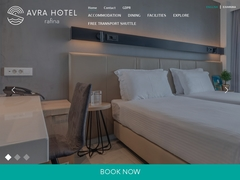 Hotel Avra - Port de Rafina