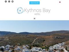 Kythnos Bay Hotel - Hôtel 2 * - Loutra - Kythnos - Cyclades