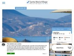 Santa Maria Village - 2 * Hotel - Adamas - Milos - Cyclades