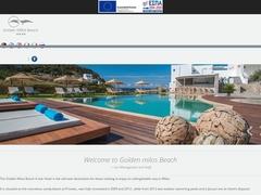 Ξενοδοχείο Golden Milos Beach - 4 * Ξενοδοχείο - Προβατάς - Μήλος