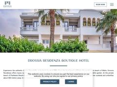 Drossia Town - 1 * Hotel - Malia - Heraklion - Crete