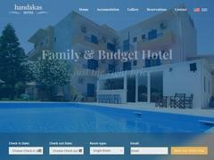 Handakas - 1 * Hotel - Amoudara - Gazi - Heraklion - Crete