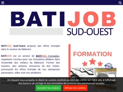 BATIJOB Emploi & Formation