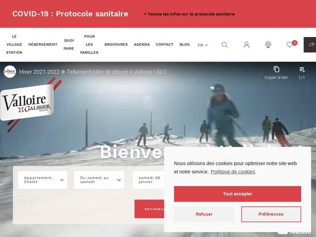 Au village de Valloire