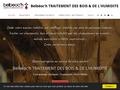 Belbéoc'h Isolation, traitement du bois & de l'humidité