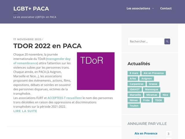 Coordination LGBT Provence -Alpes Côte d'Azur