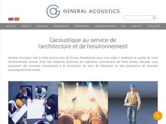 Général Acoustics Sarl - (17) - B-E Ing domaine sonore.