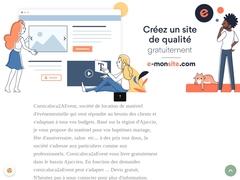 Corsicaloca2aevent' location de materiel d' événementiel