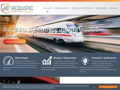 D.B-Acoustic Sarl - (49) - B.E Acoustique.