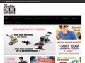 Textile Online - Vente et personnalisation de textile