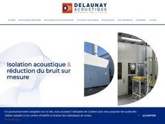 Delaunay-Acoustique sas - (60)# - B.E Tech domaine sonore.