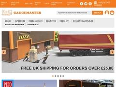Gaugemaster.com: The Model Railway Superstore