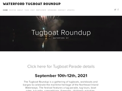 Tugboat Roundup