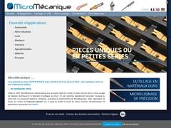 Micro Mécanique sas - (49) - Micro-Mécanique - Outillage.
