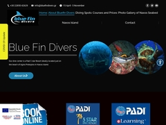 Plongée Blue Find Divers - Agios Prokopios, Naxos