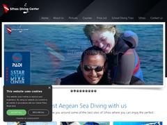 Plongée - Sifnos Diving Center - Chrysopigi-Apokofto