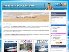 Liveaboard Boats for Sale