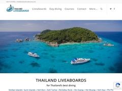 Thailand Liveaboards