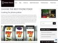 Phone Pokies, Mobile Pokies Games