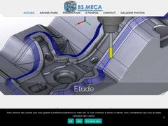 B.S-Meca Sarl - (29) - B.E Tech - Usinage CNC - Outillages