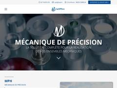 M.P.H  - (38) - M.G-Précis - Usinage - Electro-Erosion