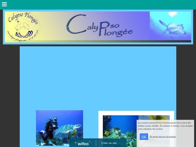 Calypso Plongée - Trois-Ilets - Martinique