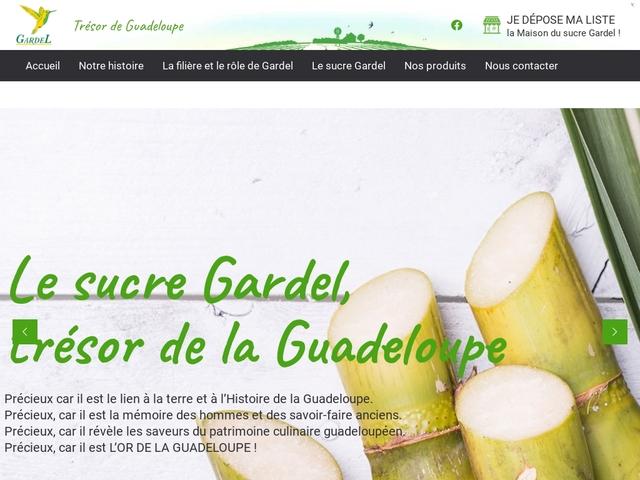 Gardel - Sucre de canne