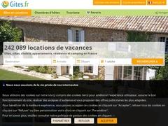 Guide des gîtes et chambres d'hôtes en France.