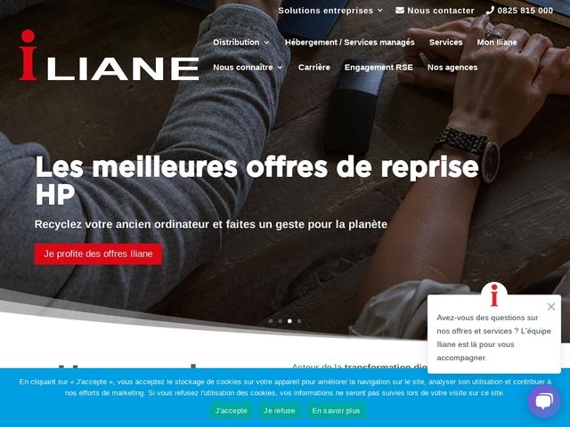 Informatique d'entreprise Nantes