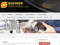 Suchier sas - (07)# - M.G-Précis - Usinage Composites