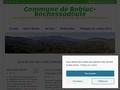 Mairie de Robiac Rochessadoule Gard