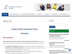 Equipe Relais Handicaps Rares Bretagne