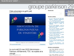 Groupe Parkinson 29