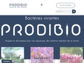 Prodibio aquarium care program