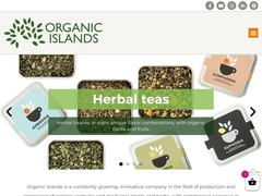 Naxos - Produits Organic islands