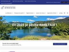 Fédération de Pêche de l'Ain (01)