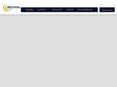 Mecaval S.N Sarl - (84) -B-E Tech -Chaudronnerie -Serrurerie