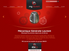 M.G-Laurent sas - (01) -Sous-Traitance  M.G-Précis - Usinag
