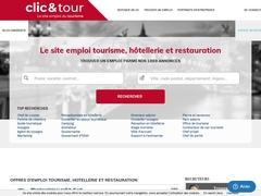 Emploi Tourisme, Hôtellerie et Restauration   Tour Hebdo
