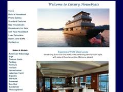 Custom Luxury Houseboats