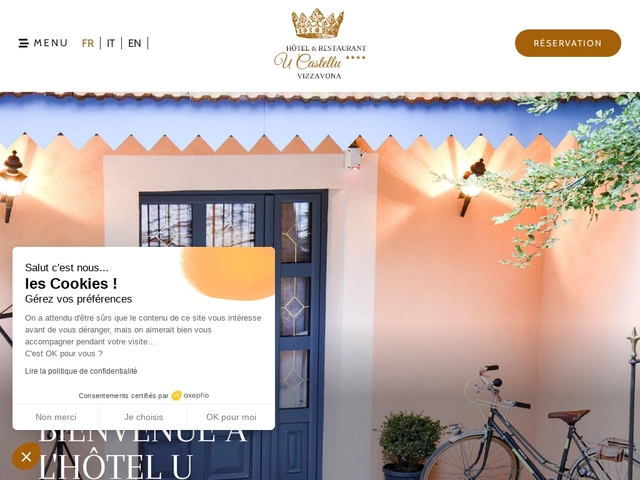 U Castellu Hotel