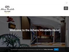 Athens Mirabello Hôtel - place Omonia - Athènes