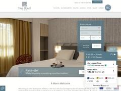 Pan Hôtel - Syndagma - Athènes